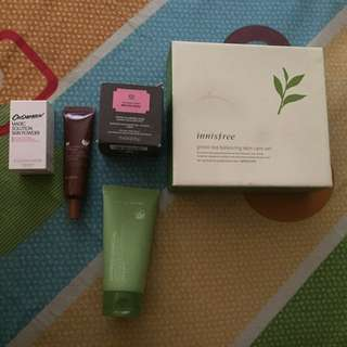 SKINCARE BUNDLE!  (All authentic)