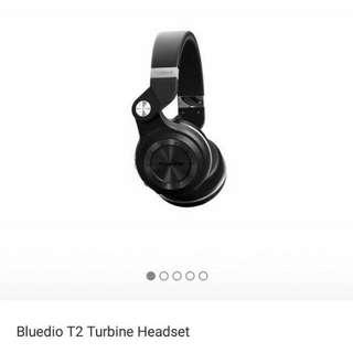 💋AUTHENTIC BLUEDIO T2 TURBINE HEADSET