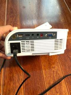 SALORA LED Projector