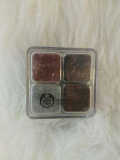 TBS Shimmer Cubes Eye Shadow 4x4g