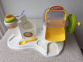 Kids' Ice-cream maker