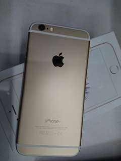 Negotiable price of Iphone 6 gold 32Gb