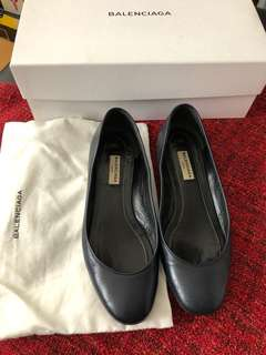 Balenciaga Navy Blue shoes