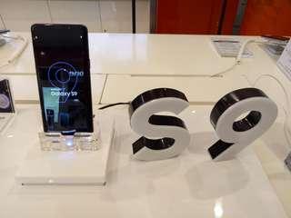Samsung Galaxy S9 kredit bunga 0% tanpa CC proses cepat