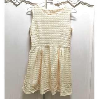 🚚 針織蕾絲 <洋裝> M~L