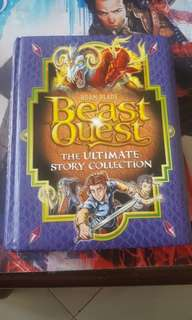 Beast Quest: The Ultimate Story Collection Hardcover