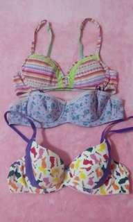 Avon bra bundle 34A