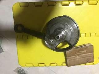 Custom PX200 Crankshaft