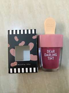 Etude House Dear Darling Water Gel Tint Red Bean red (PK004)