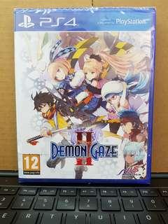 PS4 Demon Gaze 2 - Europe Region