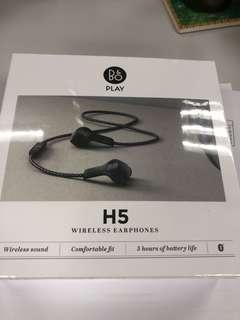 B&O H5 Brand new wireless earphone