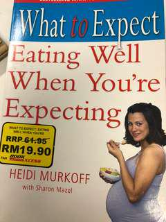 What to Expect -Eating well when you're expecting