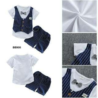 Baby boys clothing kids summer