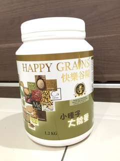 Happy Grains 1.2kg 快乐谷粮