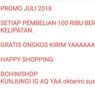 PROMO JULI 2018