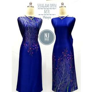 Kain Royal Silk Batik Design