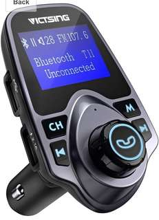 Victsing T11 car Bluetooth fm transmitter