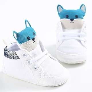 Sepatu langkah pertama baby
