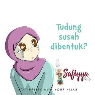 Hijab spray saffiya