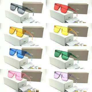 KACAMATA FASHION SUNGLASS WANITA DR JELLY 009