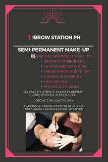 30%OFF Semi-Permanent Make Up