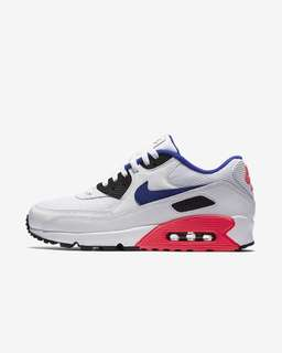 Nike Airmax 90 Ultramarine