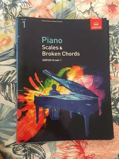 ABRSM Piano Grade 1, 2 and 3 exam pieces books