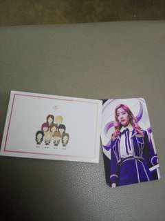(Rare!)Pop up store dahyun pc
