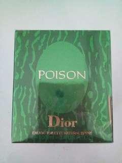 Dior Poison US tester