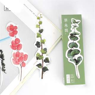 Plants Bookmarks
