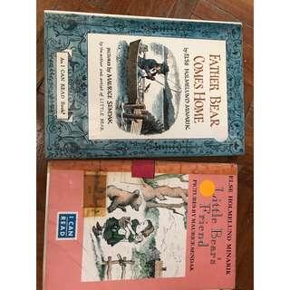 I Can Read Series: Little Bear (2 books)