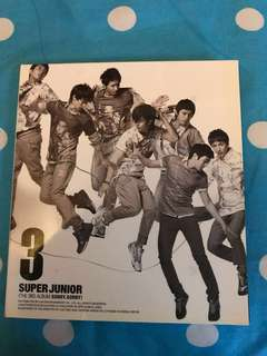 Super junior sorry sorry 淨專