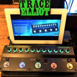 Trace Elliot Transit Acoustic Preamp and Effects