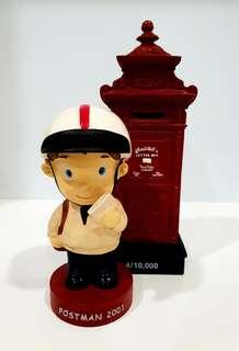 2001💥Thailand Postman & Post box
