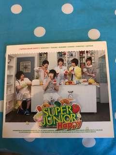 Super junior Happy 淨專