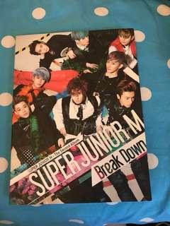 Super junior M break down 淨專