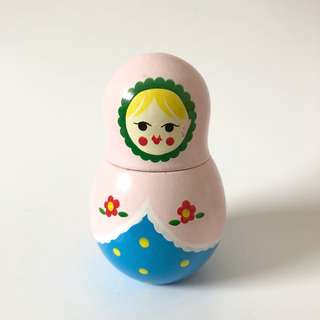 Zakka 1 piece Russian nesting doll