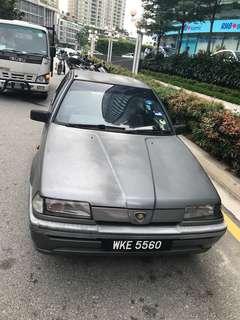 Proton Saga 2002
