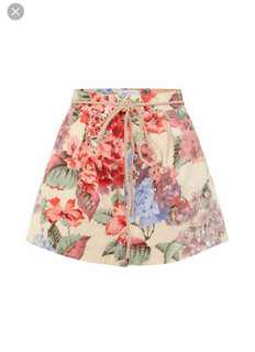 Alice McCall Floral Shorts