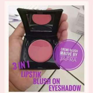 Cream blush Mauve by Jafra