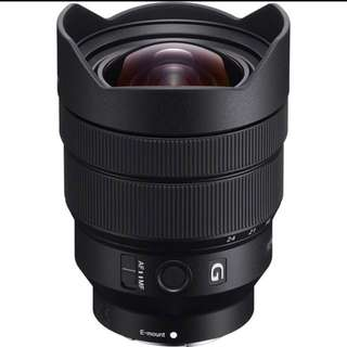 WTB/Looking for Sony FE12-24 lens