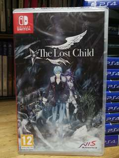 (Brand New) Nintendo Switch The Lost Child