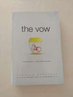 The Vow by Jessica Martinez