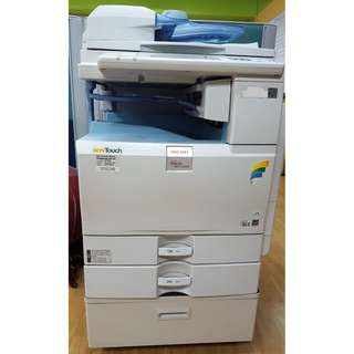 Ricoh MPC2051 Color Copier, Printer and Scanner
