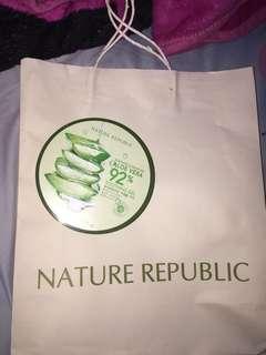 Nature republic ori JASTIP Jasa Titip dan pengiriman