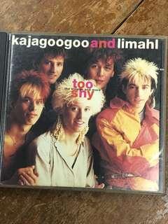 Kajagoogoo and limahl