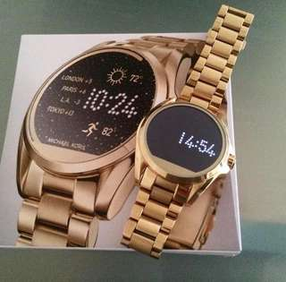 Authentic MK Bradshaw Smartwatch