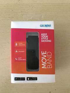 Alcatel Move Band運動手帶