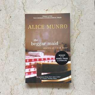 Book by the brilliant Alice Munro