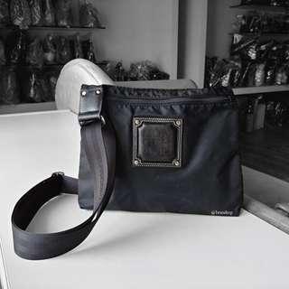Authentic Longchamp Nylon Crossbody Bag